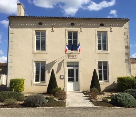 Mairie de Bouillé-Courdault en Vendée 85