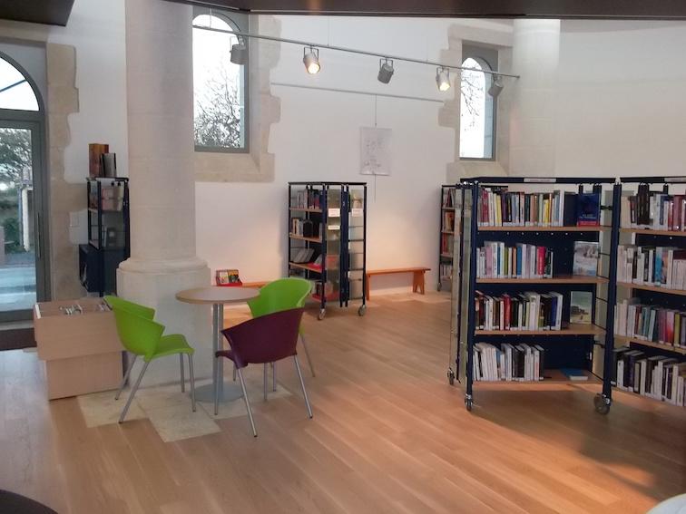 Bibliothèque de Bouillé-Courdault Vendée
